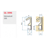 Уплотнитель Schlegel QL 3096