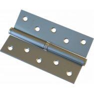 Дверная петля Fuxia 100*2,5 мм разборная узкая