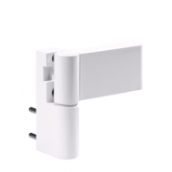 Дверная петля Roto DoorLine Solid белая