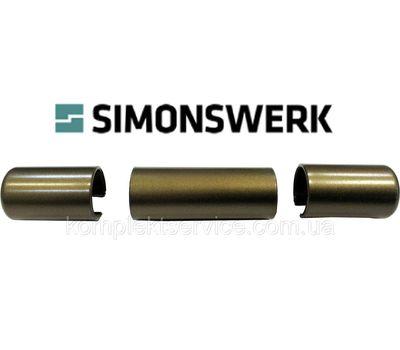 Комплект бронзовых колпачков на петли Simonswerk