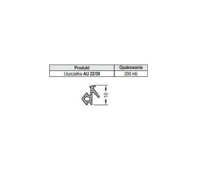 Уплотнитель профиля на раму ALURON  AWZ 14/22