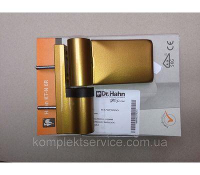 Дверная петля Dr. Hahn KTV 6R бронза