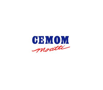 Логотип компании Cemom