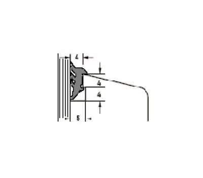 Технические размеры  Deventer SV3