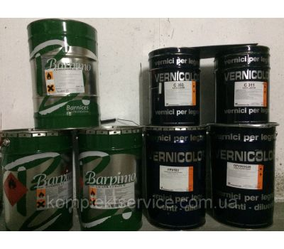 Продукция компании Barpimo и Vernicolor