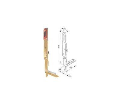 Технические размеры Roto Doorsafe