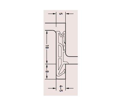 Технические размеры  Deventer SV185