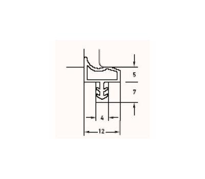 Технические размеры  Deventer  M3967