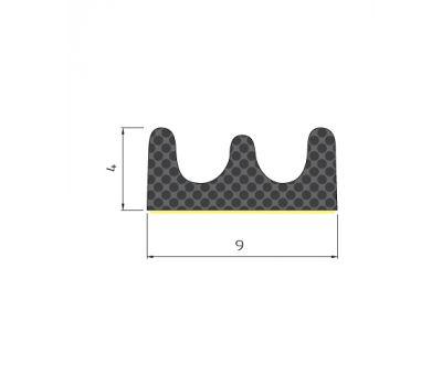 Технические размеры Trelleborg Е 9х4