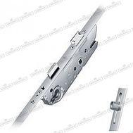 Многозапорный замок FUHR 855 92/4F, управление от ключа