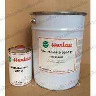 Полиуретан-акриловый паркетный лак Kontracid D 3010P