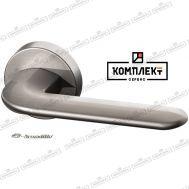 Дверная ручка Armadillo EXCALIBUR URB4 SN-3 Матовый никель