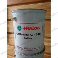 Нитроцеллюлозный бесцветный грунт Cellonit G 1010