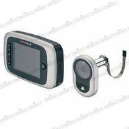 Видеоглазок для входных дверей угол обзора 110° с Micro SD картой, дисплей 3,5 LCD