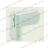 Дверная петля Roto DoorLine PS27 ( Аналог)  Белая