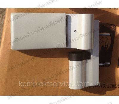 Дверная петля Dr. Hahn KTV 6R серебристый