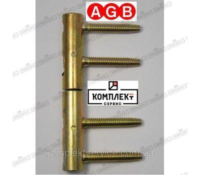 Дверная 4-х штыревая петля AGB Zenit D20