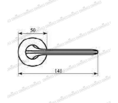 Технические размеры ручки Робокватро 41