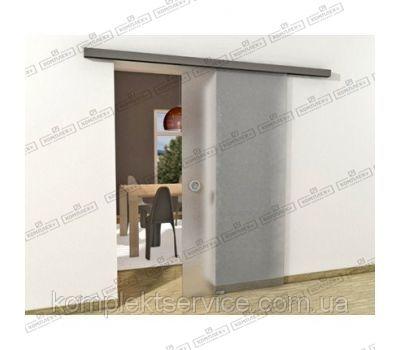 Вид раздвижной системы для межкомнатной двери