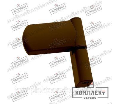 Дверная петля Reze Alfa цвет коричневый