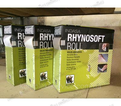 Indasa Rhynalox Plus Line на латексной бумаге
