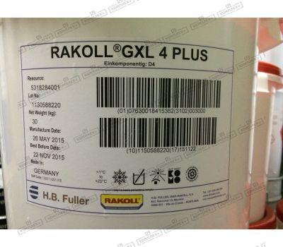 Клей  Rakoll GLX 4 Plus, D4